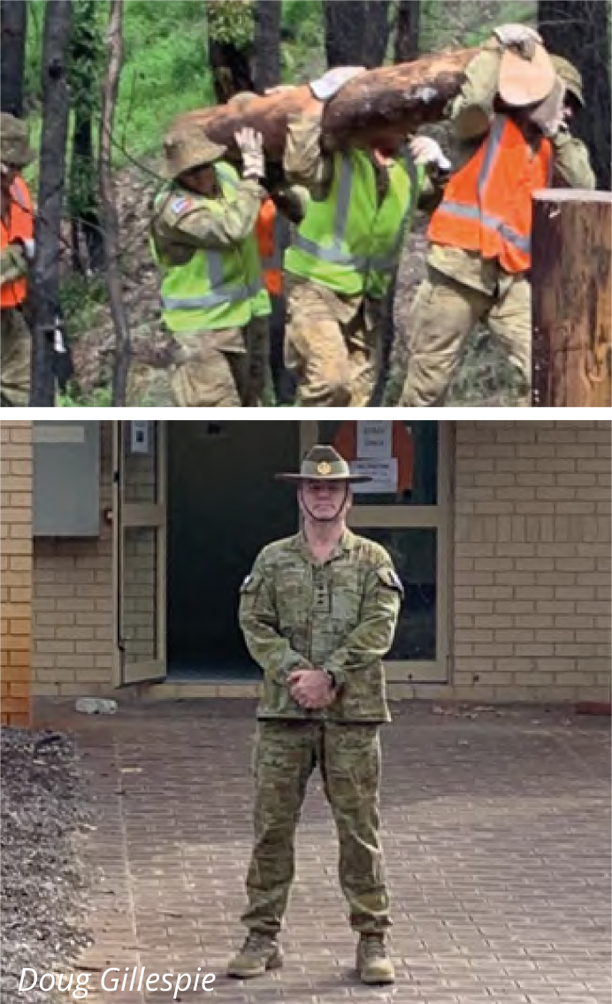 Australia's Defence Force