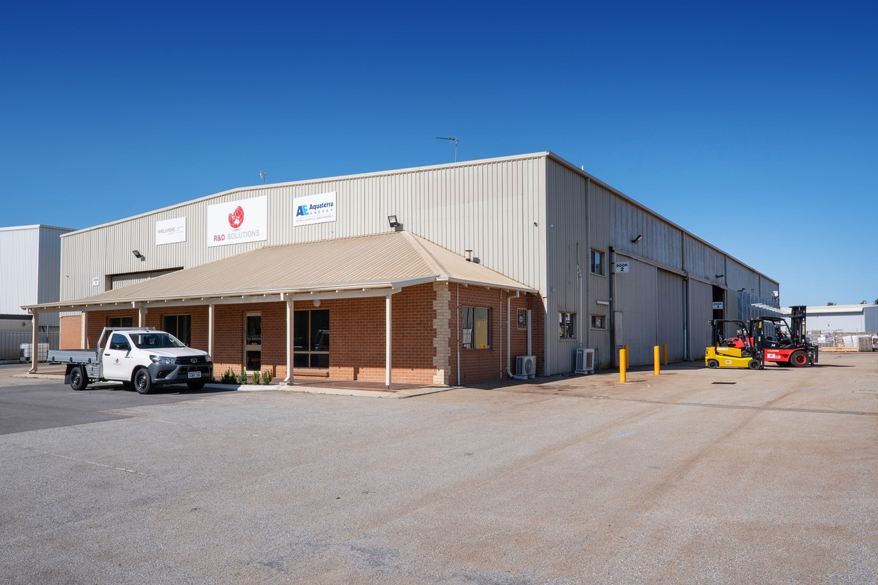 R&D Solutions warehouse